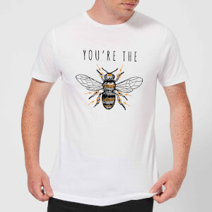 You're The Bees Knees T-Shirt - White