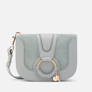 See By Chloe Women's Hana Medium Cross Body Bag - Skylight