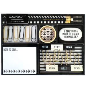 Alice Scott Stationery Set