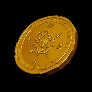 Pièce de Collection Sea Of Thieves - Édition Dorée Exclusive pour Zavvi (1000 exemplaires): Image 2