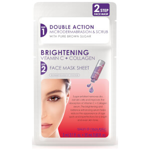 Skin Republic 2 Step Brightening Vitamin C + Collagen