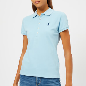 Polo Ralph Lauren Women's Julie Polo Shirt - Light Blue