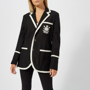 Polo Ralph Lauren Women's Oversized Blazer - Polo Black