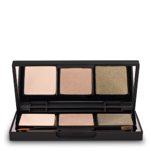 HD Brows Eyeshadow Palette -luomiväripaletti, Emerald