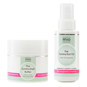 Mama Mio Tummy Rub Bundle (Worth $74)