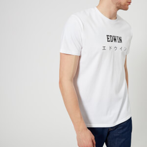 Edwin Men's Edwin Japan T-Shirt - White: Image 4