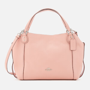 Coach Women's Edie 28 Shoulder Bag - Peony