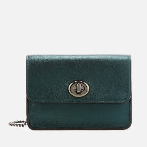 Coach Women's Bowery Cross Body Bag - Metallic Ivy