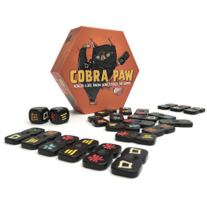 Jeu Cobra Paw