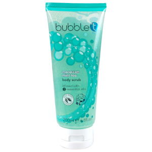 Bubble T Moroccan Mint Tea Body Scrub (200ml)