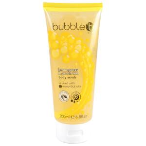 Bubble T Lemongrass and Green Tea Body Scrub (200ml)