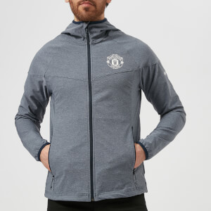 Columbia Men's Manchester United Heather Canyon Jacket - Collegiate Navy