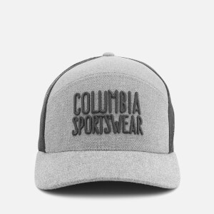 Columbia Men's Trail Evolution Snapback Hat - Columbia Grey Heather