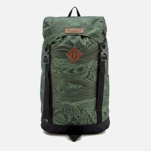 Columbia Men's Classic Outdoor 25L Daypack - Peatmoss/Woodgrain