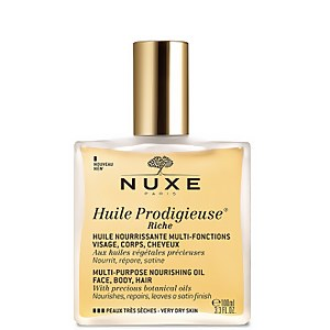 Huile Prodigieuse Riche Multi-Purpose Nourishing Oil 100ml