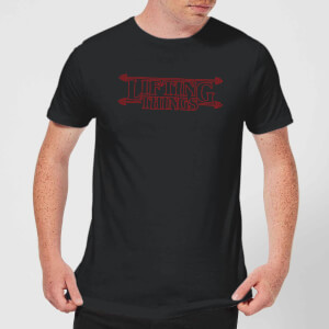 Lifting Things T-Shirt - Black