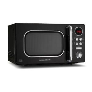 Morphy Richards Microwave 800W 20L - Black