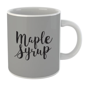 Maple Syrup Mug