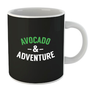 Avocado And Adventure Mug