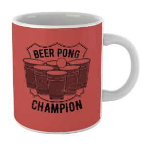Beershield Beer Pong Champion Mug