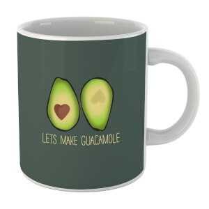 Lets Make Guacamole Mug