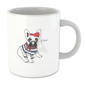 Tasse Je T'aime Frenchie