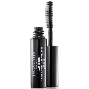 Laura Geller Lash Boss Mascara - Black - Travel Size 4ml (Free Gift)