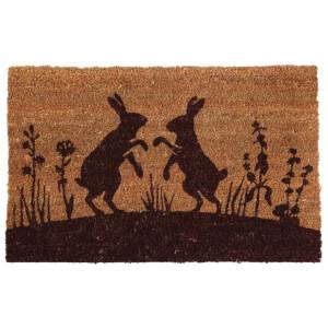 Hare Doormat