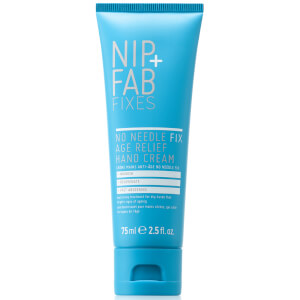 Nip + Fab No Needle Fix Age Relief Hand Cream