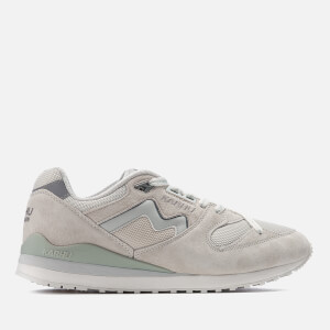 Karhu Men's Synchron Classic Trainers - Silver Birch/Storm Gray