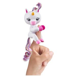 Fingerlings Baby Unicorn - Gigi (White)
