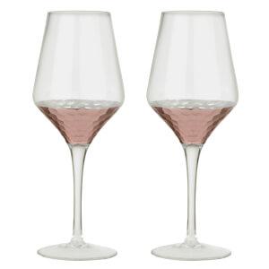 Artland Coppertino Wine Glasses (Box of 2)