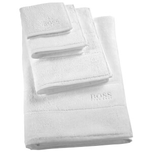 Hugo BOSS Plain Towels - Ice
