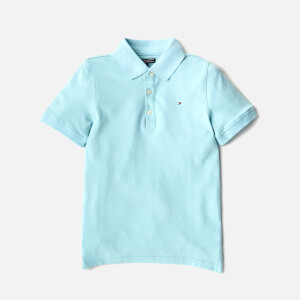 Tommy Hilfiger Boys' Polo Shirt - Sky Blue