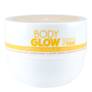 Crème Énergisante Body Glow by Skinny Tan – Light 250 ml