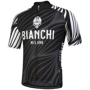 Bianchi Caina Short Sleeve Jersey - Black