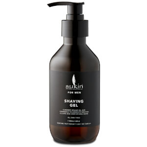 Sukin for Men gel da barba 225 ml