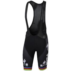52ab2f865 Sportful Bora Hansgrohe BodyFit Pro Classic Bib Shorts - World Champion  Edition