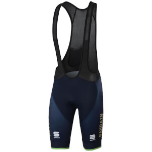 Sportful Men's Bahrain Merida BodyFit Pro Classic Bib Shorts