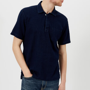 Oliver Spencer Men's Yarmouth Shirt - Kildale Indigo Rinse