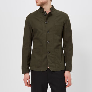Oliver Spencer Men's Artist Jacket - Kildale Green