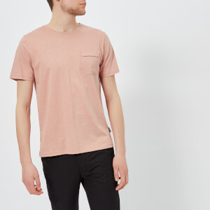 Oliver Spencer Men's Envelope T-Shirt - Warren Pink