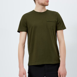 Oliver Spencer Men's Envelope T-Shirt - Warren Green