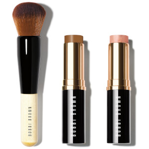 Bobbi Brown Exclusive Define & Glow Set - Light (Worth £90.00)