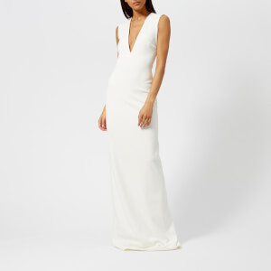 Solace London Women's Ophelie Maxi Dress - Cream