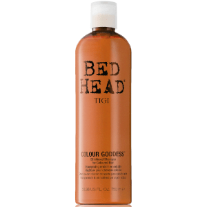 TIGI Bed Head Colour Goddess Oil Infused Shampoo for Coloured Hair 750ml