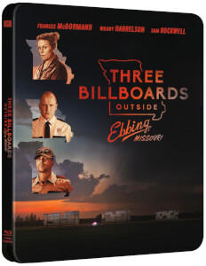 Three Billboards Outside Ebbing, Missouri - Zavvi Exclusive Limited Edition Steelbook: Image 2
