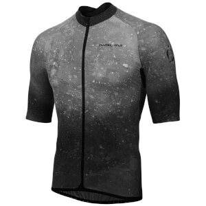 Nalini Mortirolo Short Sleeve Jersey - Black/Grey