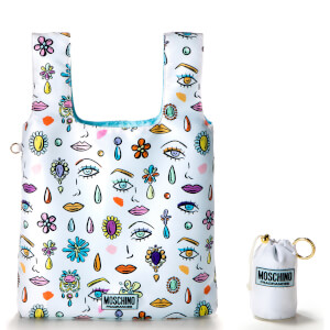 Moschino Roll Up Tote Bag (Free Gift)