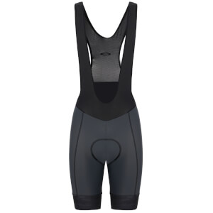 Oakley Men's Jaw Breaker Bib Shorts - Forged Iron